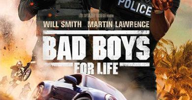 Film al Cinema  BAD BOYS FOR LIFE