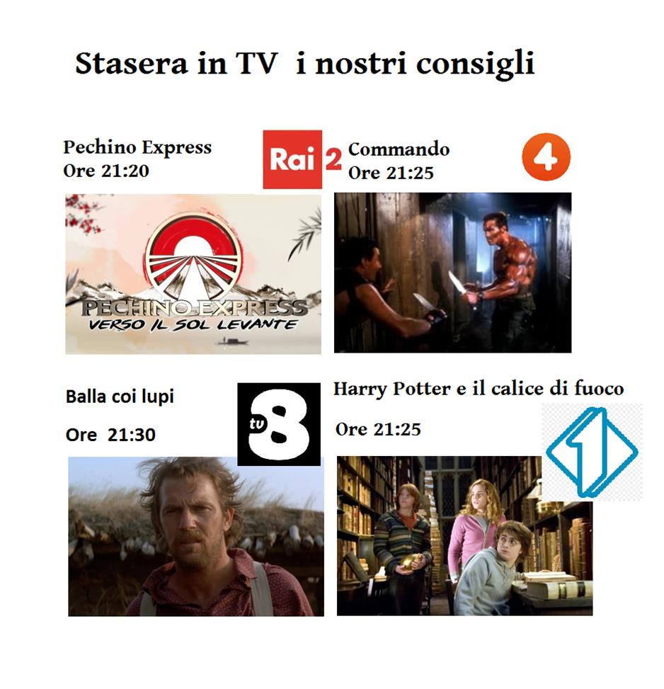 Ora in tv i programmi