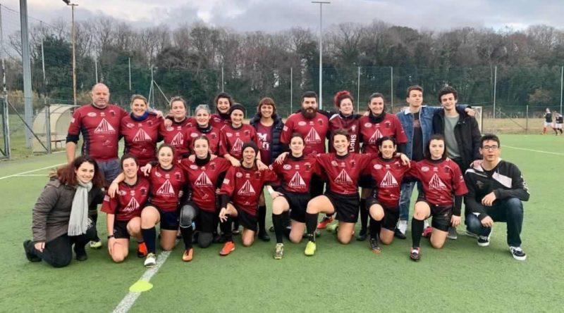 Rugby femminile: Lions Amaranto Livorno. La storia della squadra