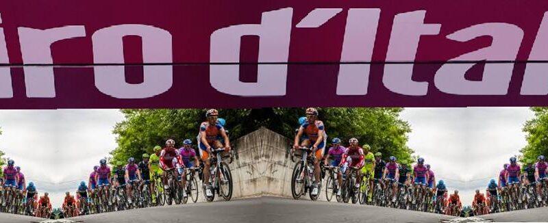Giro d'Italia: Ganna è sua la prima maglia rosa nella crono di Torino