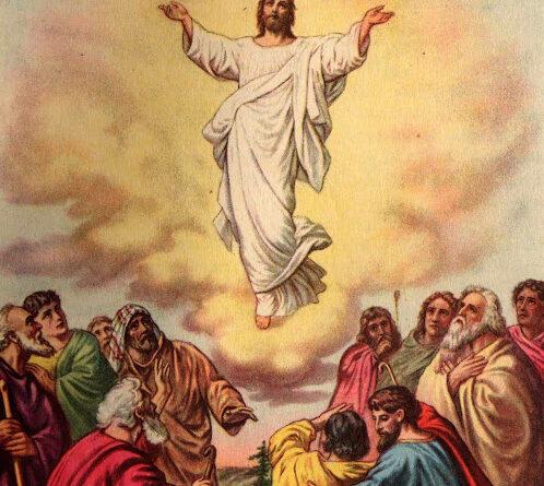 VANGELO Il Signore fu elevato in cielo e sedette alla destra di Dio.