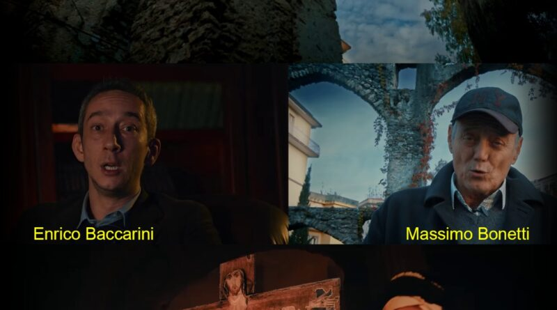 "A Salerno il docufilm ""Arcana – La leggenda del Ponte dei Diavoli"