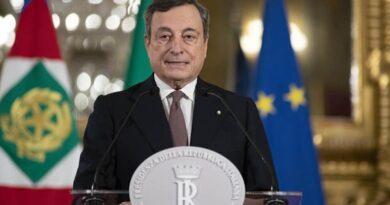 Draghi vuole portare la finale degli Europei a Roma