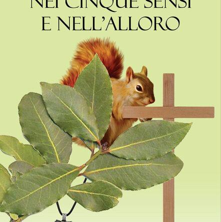 """Fabio Strinati ritorna in libreria con """"Nei cinque sensi e nell'alloro""""."""