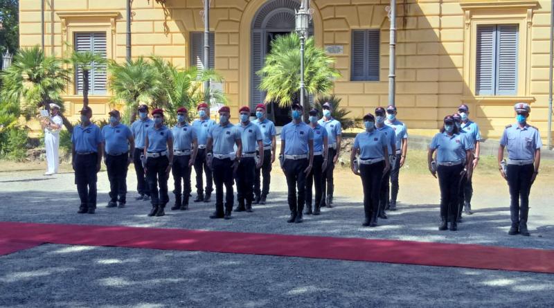 Festa per il 276° anniversario del Corpo di Polizia Municipale di Livorno