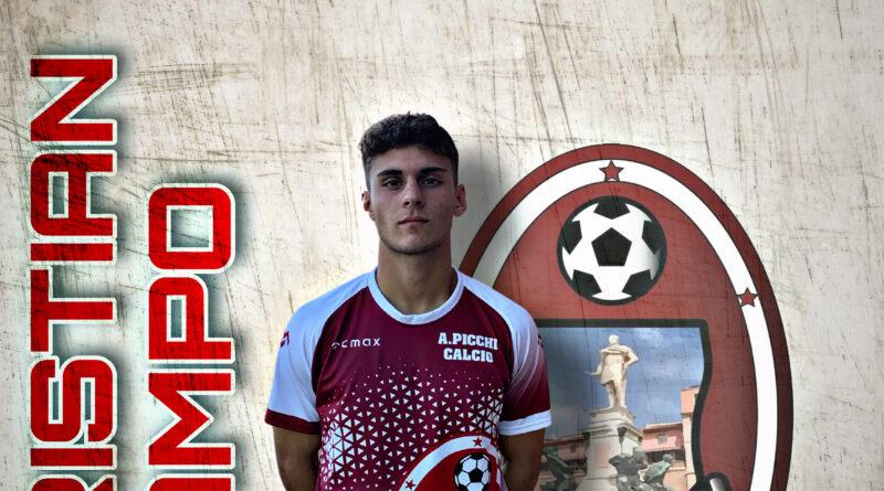L'Armando Picchi Acquista il calciatore Cristian Campo