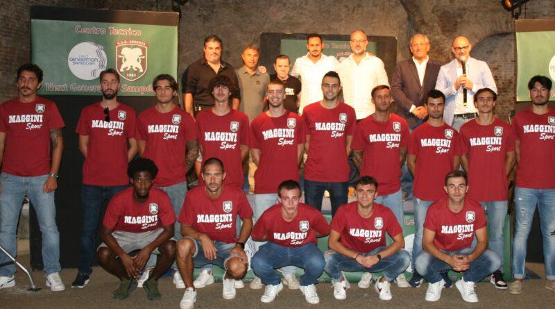 Presentazione della Prima Squadra del Gruppo Sportivo Ardenza
